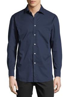 Ralph Lauren Men's Dye Fine Twill Shirt