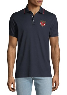 Ralph Lauren Men's Logo Crest Polo Shirt