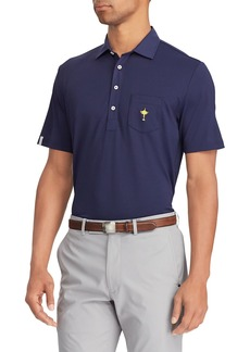 Ralph Lauren Men's Pique Golf Polo Shirt
