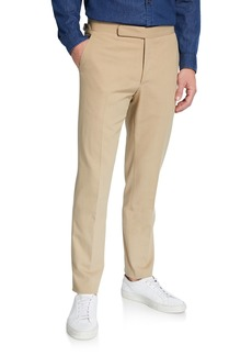 Ralph Lauren Men's RLX Gregory Flat-Front Pants  Tan