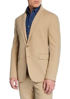 Ralph Lauren Men's RLX Hadley 2-Button Jacket  Tan