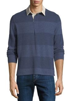 Ralph Lauren Men's Rugby Striped Cashmere Sweater
