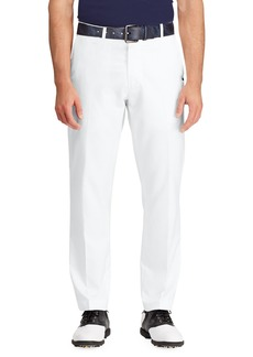 Ralph Lauren Men's Ryder Cup Performance Twill Golf Pants  White