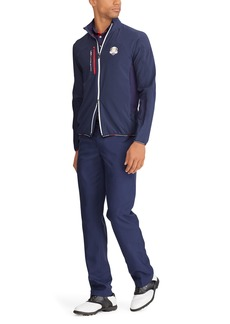Ralph Lauren Men's Ryder Cup Zip-Front Layering Golf Jacket