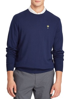 Ralph Lauren Men's Sunday Ryder Cup Wool Golf Sweater