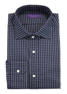 Ralph Lauren Men's Tattersall Dress Shirt