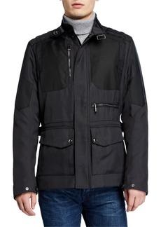 Ralph Lauren Men's Touring Utility Jacket
