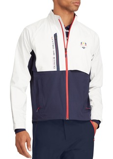Ralph Lauren Men's USA Ryder Cup Golf Rain Jacket