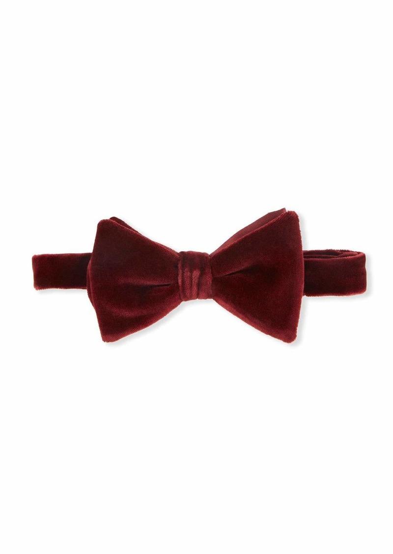 Ralph Lauren Men's Velvet Bow Tie