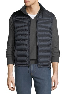 Ralph Lauren Men's Zip-Front Down Puffer Vest