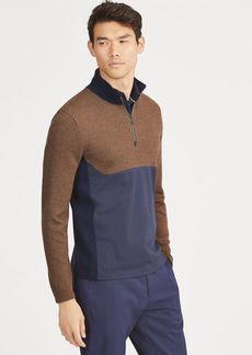 Ralph Lauren Merino Hybrid Pullover