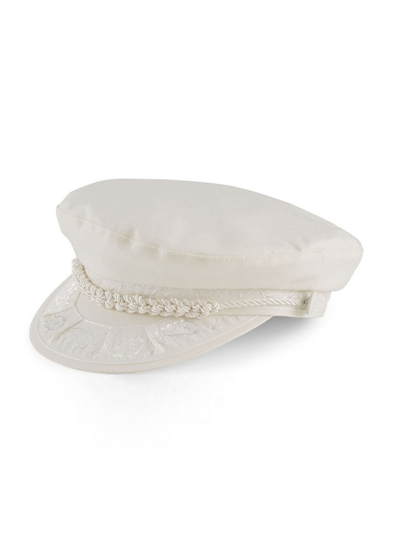 Ralph Lauren Merino Wool Fisherman's Cap