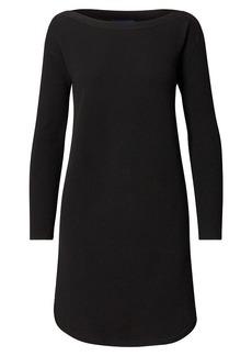 Merino Wool Shift Dress