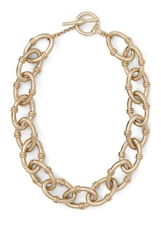 Ralph Lauren Metal Link Collar