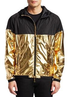 Ralph Lauren Metallic Baffin Windbreaker