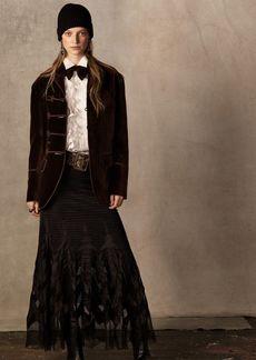 Ralph Lauren Micah Tulle Skirt