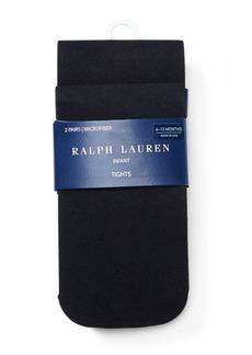 Ralph Lauren Microfiber Tights 2-Pack