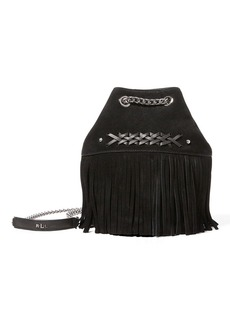 Ralph Lauren Mini Barton Drawstring Bag