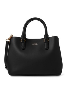 Ralph Lauren Mini Leather Satchel