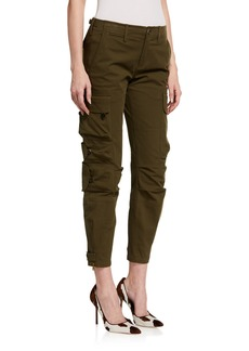 Ralph Lauren Mitchell Stretch-Cotton Cargo Pants