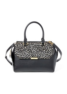 Ralph Lauren Haircalf Alice Satchel