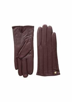 Ralph Lauren Modern Hand Crafted Points Touch Gloves