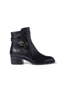 Mollie Leather Ankle Boot