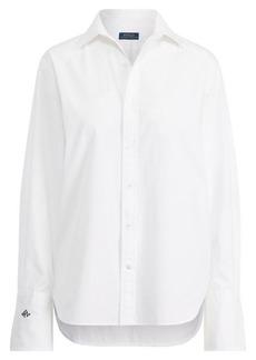 Ralph Lauren Monogram-Sleeve Shirt