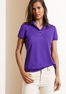 Ralph Lauren Monogrammed Polo Shirt