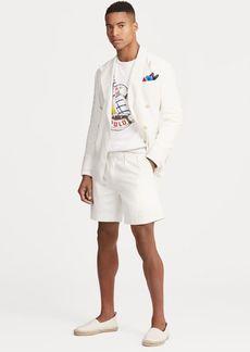 Ralph Lauren Morgan Linen Suit Jacket