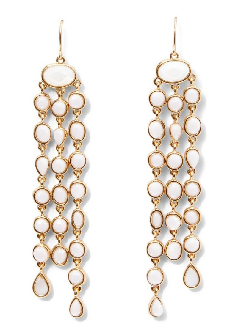 Ralph Lauren Mother-of-Pearl Earrings