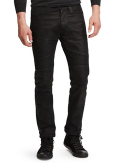 Ralph Lauren Moto Novelty Stretch Tailored Jeans