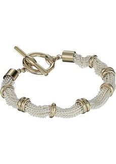 Ralph Lauren Multi Row Toggle Bracelet