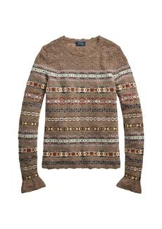 Ralph Lauren: Polo Multi-Stripe Knit Sweater