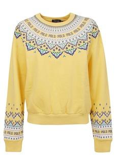 Ralph Lauren Multicolor Cotton Sweatshirt