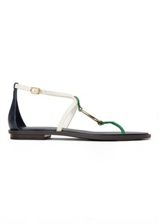 Ralph Lauren Nanine Leather Sandal