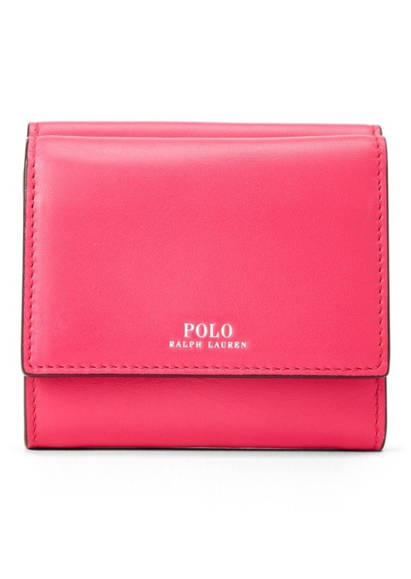 Ralph Lauren Nappa Leather Wallet