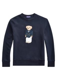 Ralph Lauren Nautical Bear Sweatshirt