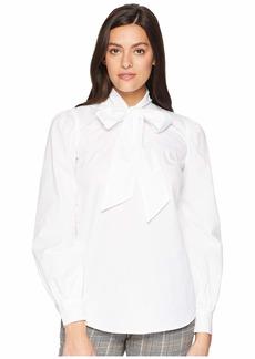Ralph Lauren Necktie Broadcloth Shirt