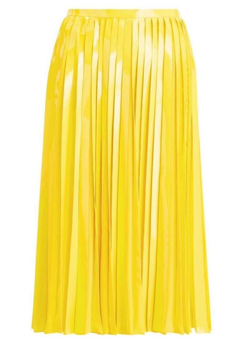 Ralph Lauren Nevina Pleated Skirt