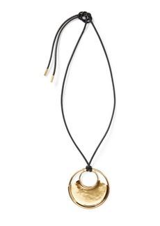 Ralph Lauren New Wave Pendant Necklace