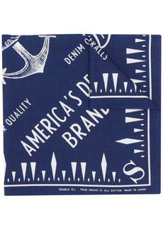 Ralph Lauren Newport bandana scarf