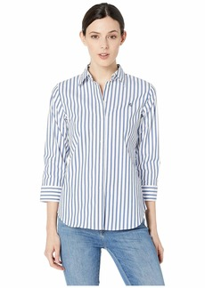 Ralph Lauren No-Iron Striped Button Down Shirt