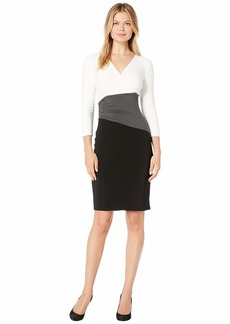 Ralph Lauren Noelle Long Sleeve Day Dress