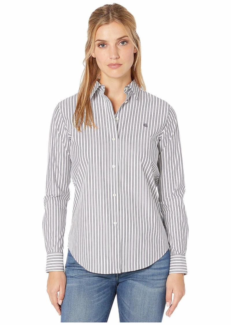 Ralph Lauren Non-Iron Striped Shirt