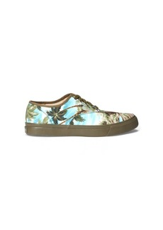 Ralph Lauren Norkfolk Hawaiian Sneaker
