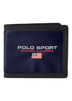 Ralph Lauren Nylon Polo Sport Billfold