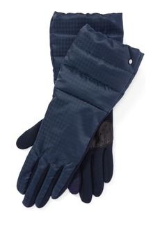 Ralph Lauren Nylon Tech Gloves