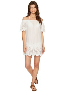 Ralph Lauren Off Shoulder Shift Dress Cover-Up