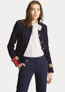 Ralph Lauren Officer's Jacket